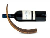 Weinflaschenhalter Holz Akazie 28x7, 5cm Flaschenhalter Weinhalter Geschenkidee