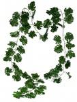 levandeo Monstera Blätter Girlande 280cm Kunstpflanze Kunstblume Grün Pflanze