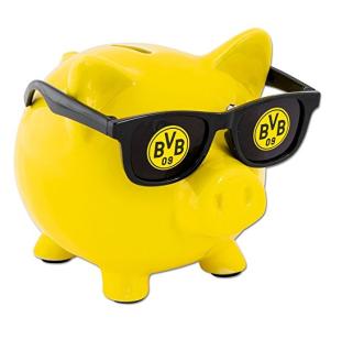 BVB Borussia Dortmund ***Soundsparschwein / Sparschwein *** 17700800