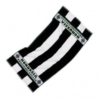 Borussia Mönchengladbach Duschtuch *** Streifen *** 57215