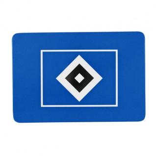 HSV Hamburger Sportverein Frühstücksbrettchen 2er Set - Vorschau