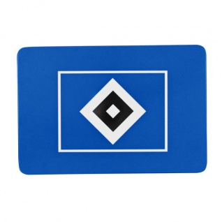 HSV Hamburger Sportverein Frühstücksbrettchen 2er Set