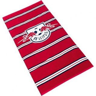RBL RB Leipzig Duschtuch / Strandtuch / Velourstuch ** Beach Towel ** M-127828