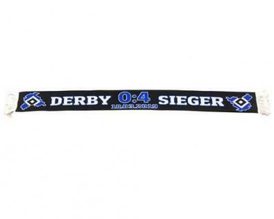 HSV Hamburger SV Schal / Fanschal Debysieger 10.3.2019