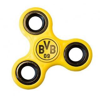BVB Borussia Dortmund Fidget Spinner / Finger Spinner ** Logo ** 17330200