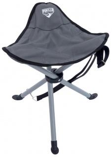 "Bestway Campinghocker / Angelstuhl "" Fold 'N Sit Chair"" 105 kg belastbar"
