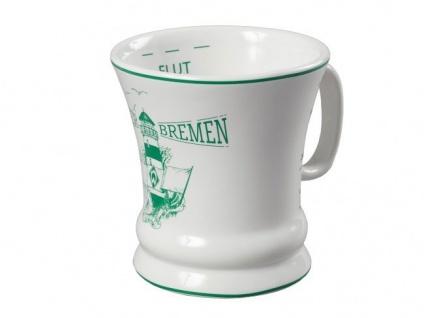 """Werder Bremen Tasse/ Kaffeebecher """" Leuchtturm"""