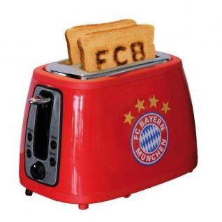 FC Bayern München Toaster mit Sound