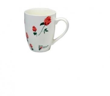 Tasse / Kaffeebecher ** Rote Rosen ** Zur erfolgreichen Telenovelle im Ersten