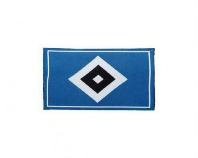 HSV Hamburger SV Aufnäher ** Raute ** 28676