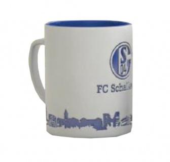 FC Schalke 04 Tasse / kaffeebecher ** Skyline **