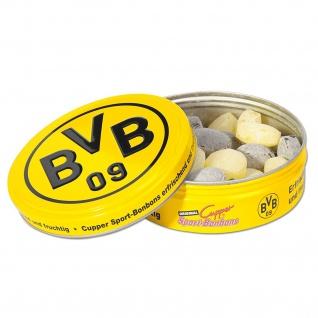 BVB Borussia Dortmund Bonbons / Sport Bonbons ** Metalldose **