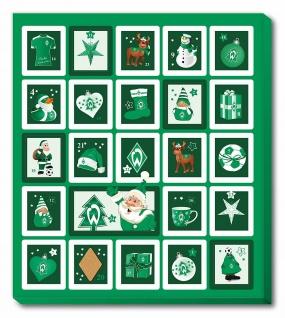 SV Werder Bremen Adventskalender ** Premium Adventskalender ** 94167