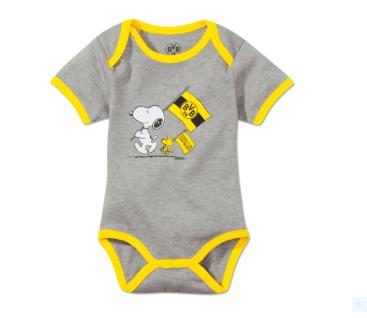 BVB Borussia Dortmund Babybody / Body *** Snoopy *** versch. Größen
