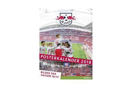 RB Leipzig Jahreskalender Fotokalender Kalender