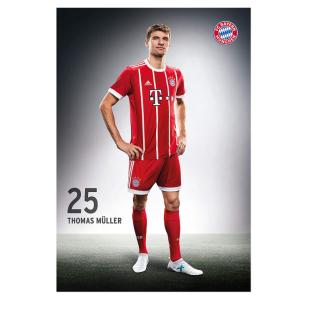 FC Bayern München Poster *** Thomas Müller ***