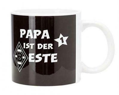 Borussia Mönchengladbach Tasse / Kaffeebecher *** Papa ist der beste... ***