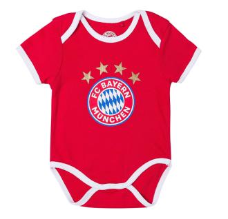 FC Bayern München *** Body Logo *** rot 23208