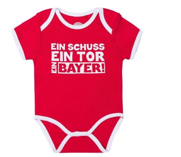 FC Bayern München Baby Body *** Ein Bayer *** 23212
