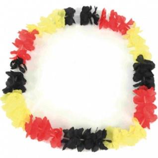 Deutschland WM Fanartikel Kette / Halskette ** Blüttenkette **