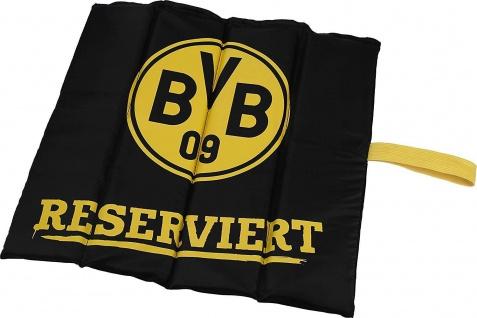 BVB Borussia Dortmund Sitzkissen / Klappkissen / Klappsitzkissen ** Reserviert *