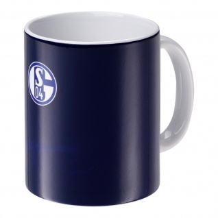 FC Schalke 04 Kaffeebecher / Tasse ** Magic Mug / Zaubertasse **