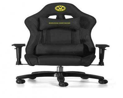 BVB Borussia Dortmund Bürostuhl / Gamerstuhl / Stuhl ** Gaming Chair ** SB913808