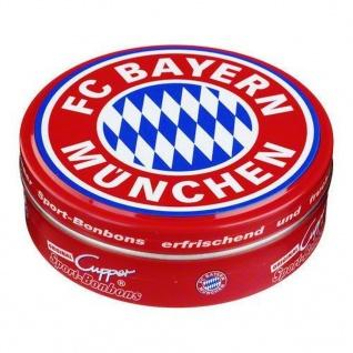 FC Bayern München Bonbons / Sport Bonbons ** Metalldose **