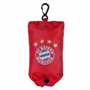 FC Bayern München Tasche / Einkaufstasche faltbar *** Faltshopper *** 16401