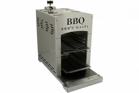 Hochtemperatur Gasgrill 800°C Gasgrill BBQ Steak-Grill Fleisch Grill