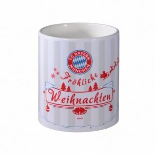 FC Bayern München Weihnachtstasse / Tasse *** Weihnachten *** 22341