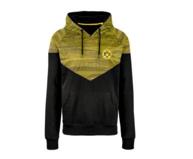 BVB Borussia Dortmund Pullover / Kapuzensweatshirt ** schwarzgelb ** 18211118