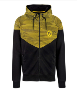 BVB Borussia Dortmund Kapuzensweatjacke ** schwarzgelb ** 18211218