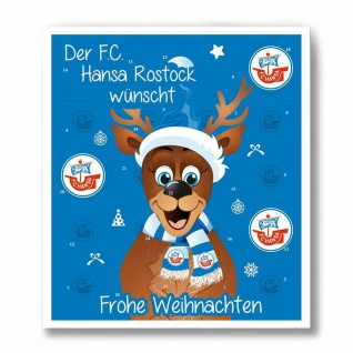 FC Hansa Rostock Adventskalender ** Premium Adventskalender ** 94176