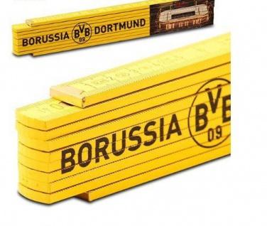 "BVB Borussia Dortmund "" Zollstock Signal Iduna Park"