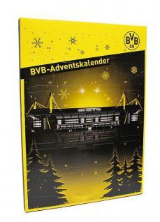 BVB Borussia Dortmund Adventskalender / Weihnachtskalender Kalender 2017