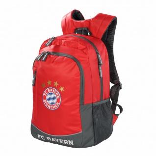 FC Bayern Rucksack / Schulrucksack / Sportrucksack