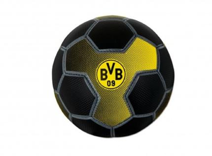 "BVB Borussia Dortmund Ball / Fußball "" Carbon"