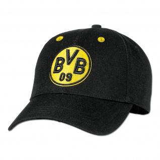 BVB Borussia Dortmund Kappe / Cap (schwarzgelb)
