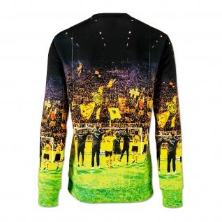 BVB Borussia Dortmund Pullover / Sweatshirt ** Gelbe Wand ** 19210900 - Vorschau 2