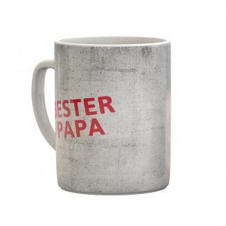 FC Bayern München Kaffeebecher / Kaffeetasse / Tasse ** Bester Papa **