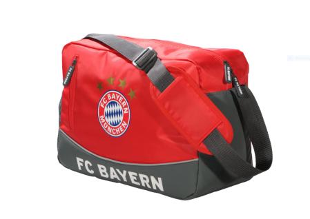 FC Bayern München *** Schultertasche *** rot 21537
