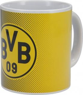 BVB Borussia Dortmund Kaffeebecher / Tasse ** Punkteverlauf ** 18700500