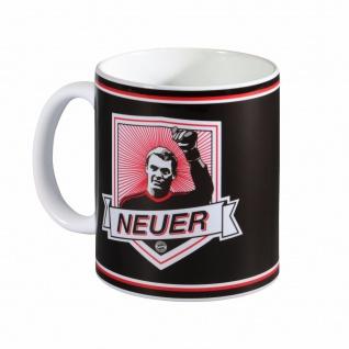 """FC Bayern München Tasse / Kaffeebecher """" Manuel Neuer """" 17/18 22087"""