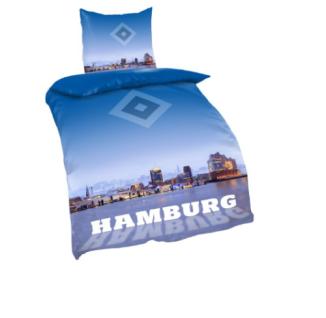 HSV Hamburger SV Bettwäsche *** Hamburger Hafen *** 29840