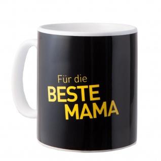 """BVB Borussia Dortmund Tasse / Kaffeebecher """" Für die beste Mama"""