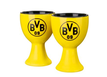 BVB Borussia Dortmund Eierbecher 2er-Set