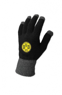 BVB Borussia Dortmund *** Smartphone Handschuhe *** Gr. S