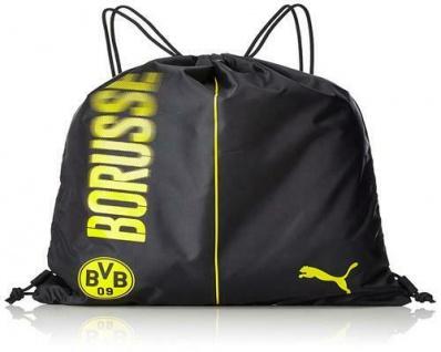 BVB Borussia Dortmund Turnbeutel / Sportbeutel / Beutel Puma 07462301