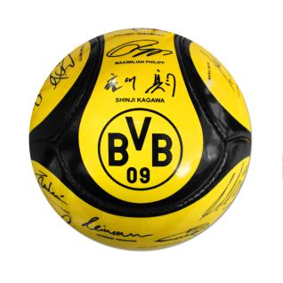 BVB Borussia Dortmund Fußball *** Team *** Unterschriften Gr. 5 ( Ball )